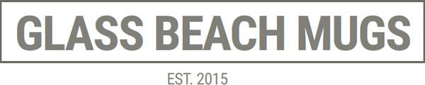 Glass Beach Mugs Retina Logo